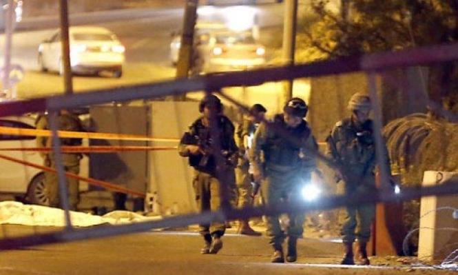 الطيبة: إصابة خطيرة لشاب برصاص الجيش قرب طولكرم