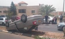 عرابة: 6 إصابات في حادث طرق