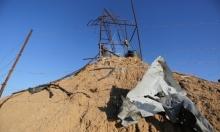الاحتلال يستهدف موقعا شمال قطاع غزة