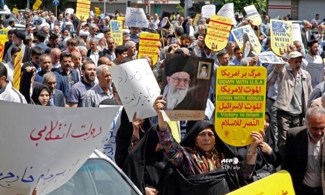 إيران: لن نسمح لإسرائيل بالتلاعب بأمن المنطقة