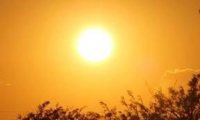 حالة الطقس: موجة حارة تضرب البلاد والحرارة تتخطى الـ40