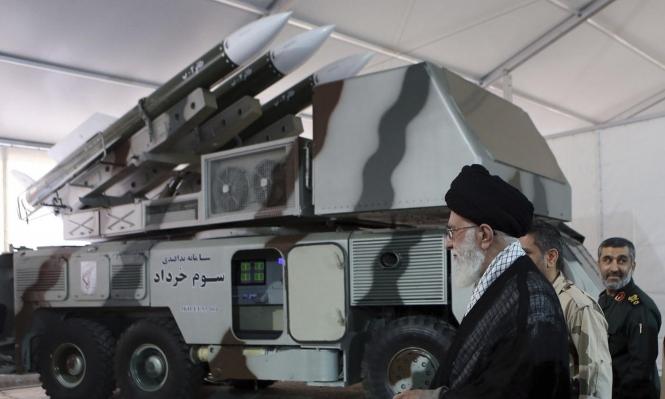 إيران ترفض التفاوض بشأن الصواريخ الباليستية