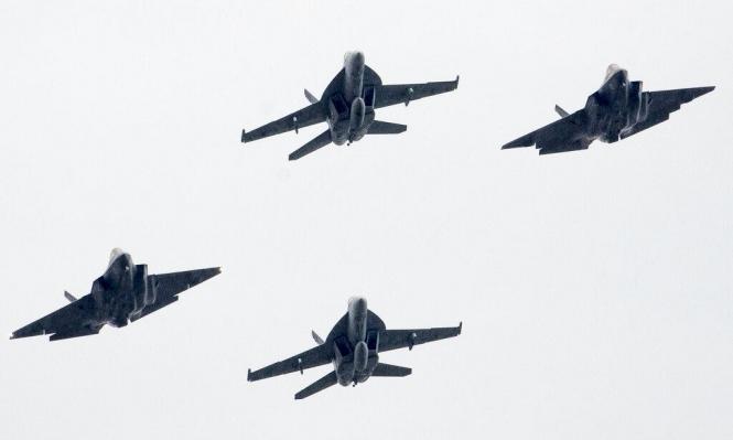 """واشنطن: مشاركة تركيا في برنامج الطائرة F35 باتت """"مستحيلة"""""""