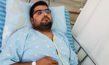 عازم يروي تفاصيل إصابته برصاص الجيش قرب طولكرم