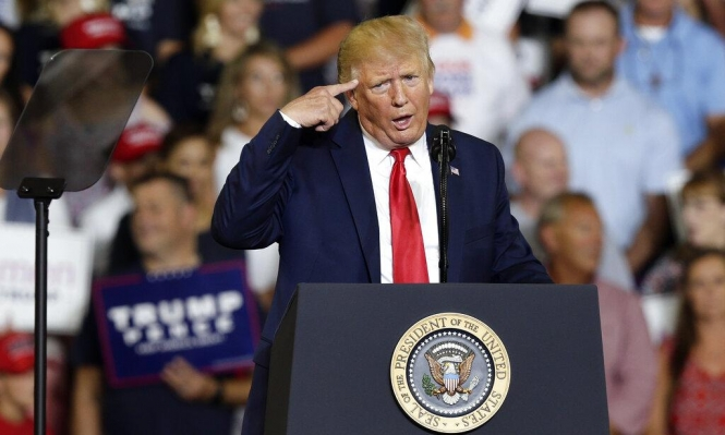 ترامب يواصل هجومه على أربع نائبات ديمقراطيات بالكونغرس