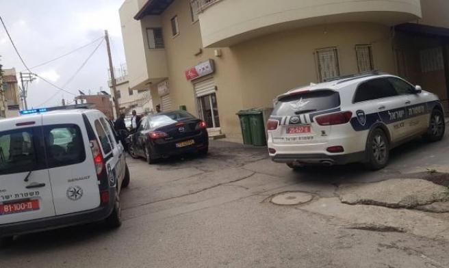 طرعان: إصابة خطيرة بجريمة إطلاق نار