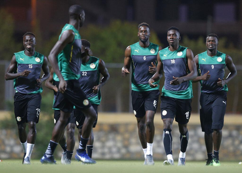 نهائي أمم أفريقيا: التشكيلة المتوقعة لمباراة الجزائر والسنغال
