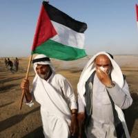 غزة: ارتفاع عدد المصابين برصاص الاحتلال إلى 97