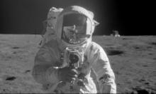 """""""جوجل"""" تحتفي بصعود الإنسان إلى القمر"""