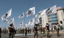 طائرة مجهولة تقصف معسكرًا للحشد الشعبي في العراق