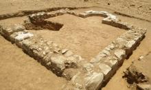 النقب: اكتشاف آثار أحد أقدم مساجد العالم