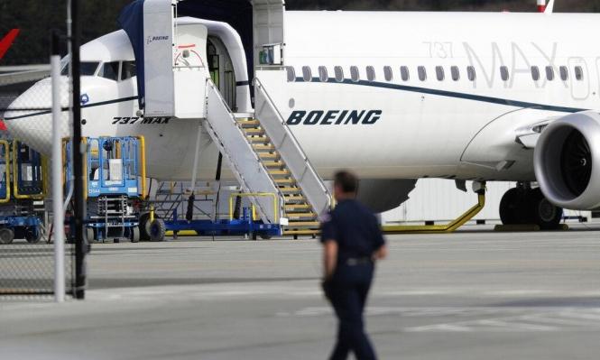 """""""بوينغ"""" تخسر 5.6 مليار دولار بسبب """"737 ماكس"""""""
