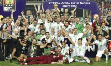 فيديو: فلسطين حاضرة في تتويج الجزائر بالبطولة الأفريقية