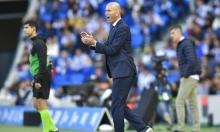 زيدان يهنئ المنتخب الجزائري بكأس أفريقيا