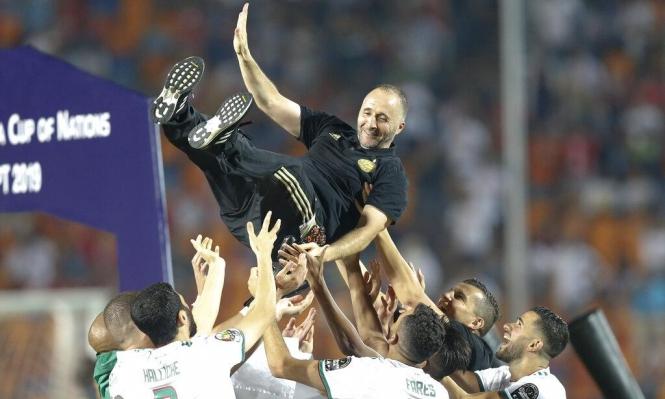 ماذا قال مدرب الجزائر بعد التتويج بالبطولة الأفريقية؟