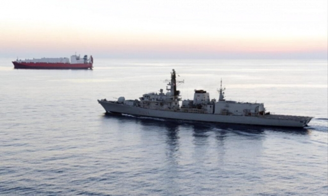 أميركا تحذر سفنًا في الخليج والسعودية تفرج عن ناقلة إيرانية