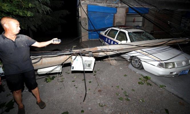 الصين: 15 قتيلا في انفجار كبير بمصنع للغاز
