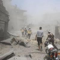 سورية: مقتل مدنيين بقصف للنظام بالتزامن مع عملية برية