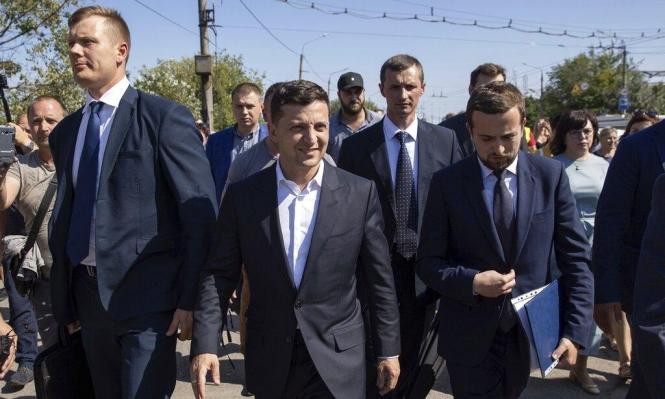 انتخابات تشريعية بأوكرانيا وحزب الرئيس الأوفر حظا بالفوز