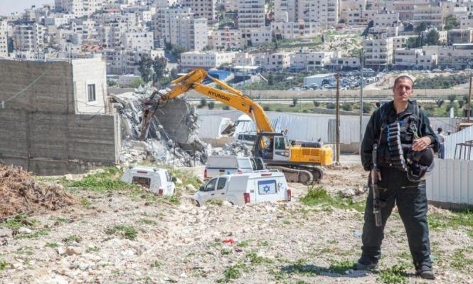 الاحتلال يحاصر وادي حمص بالقدس تمهيدا لهدم 100 شقة