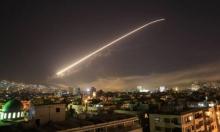 قوات المعارضة تعلن قصف معسكر روسي بمصياف بريف حماة