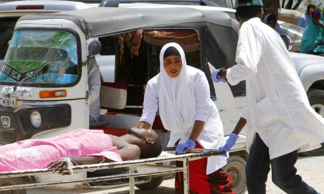 الصومال: مقتل 17 شخصا وإصابة 28 في انفجار مفخخة
