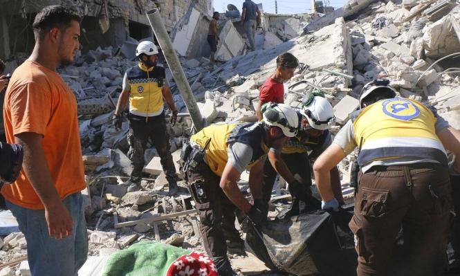 سورية: ارتفاع عدد قتلى تصعيد النظام وروسيا لـ43