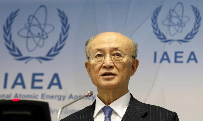 وفاة المدير العام للوكالة الدولية للطاقة الذرية