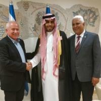"""الاحتلال يعتقل مقدسيين """"هاجموا"""" المطبع السعودي"""