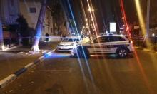 إصابة متوسطة لفلسطيني برصاص الشرطة بالخضيرة