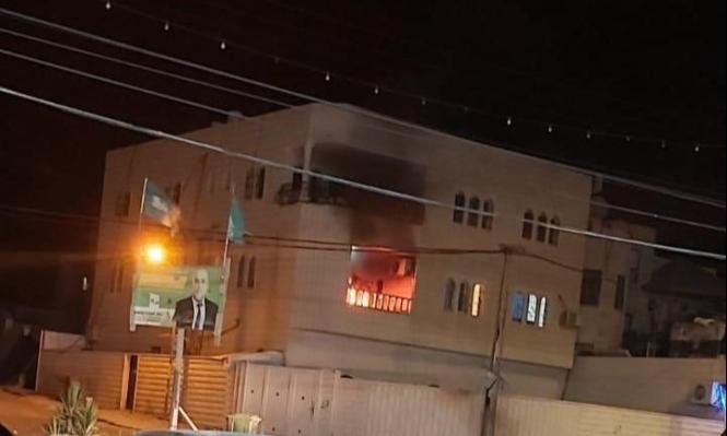 عرعرة النقب: إطلاق نار ومفرقعات واعتقالات في شجار عنيف