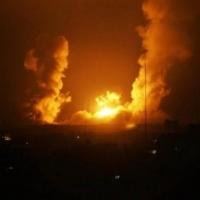 سورية: الطيران الحربي الإسرائيلي يقصف تل الحارة في ريف درعا