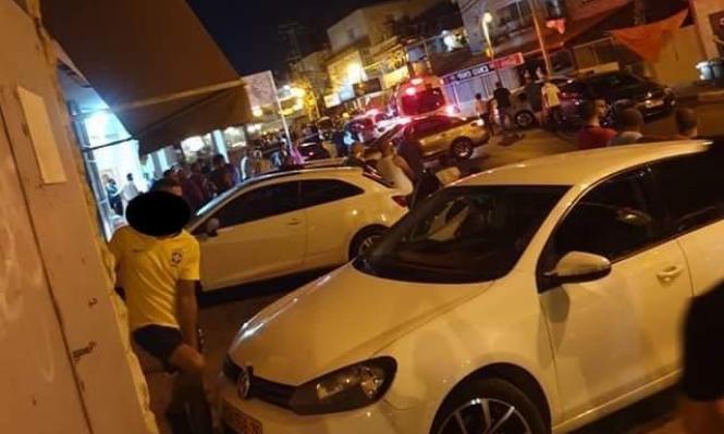 كفر ياسيف: شرطي يطلق النار على سيارة بادعاء تعرضه للدهس