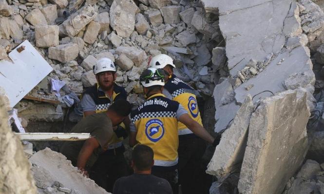 مقتل 18 مدنيًا في قصف للنظام وروسيا شمال غرب سورية