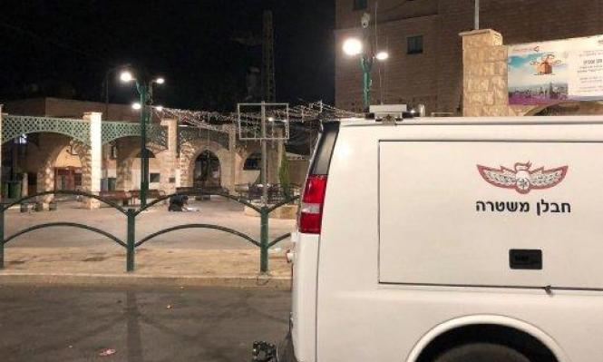 إلقاء قنبلة قرب المجلس المحلي في يركا