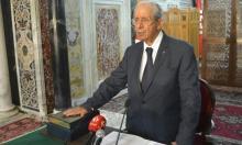 الناصر يؤدي اليمين رئيسا مؤقتًا والانتخابات الرئاسية في أيلول