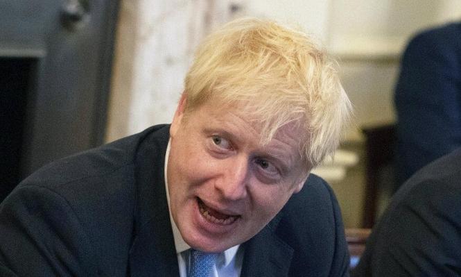 جونسون يتحفظ على بنود الانفصال عن الاتحاد الأوروبي