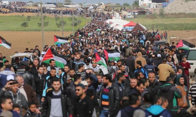 البطش: استمرار استهداف الاحتلال لمسيرة العودة سيجر لجولة تصعيد