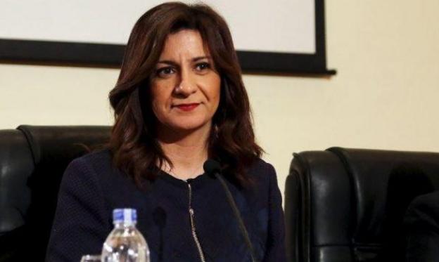 """وزيرة الهجرة المصرية تهدد المعارضين بـ""""التقطيع"""""""