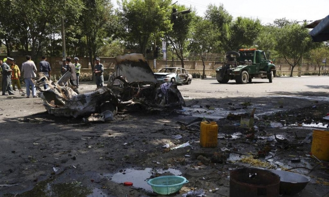 عشرات القتلى والجرحى بعد ثلاثة انفجارات بالعاصمة الأفغانية