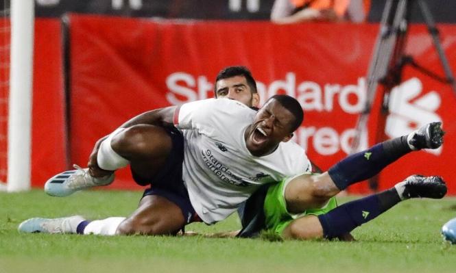 ليفربول يختتم جولته التحضيرية بلا أي فوز!