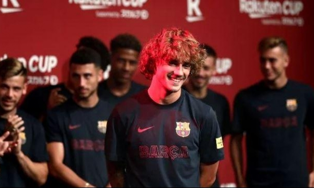 هل ستلغى صفقة برشلونة مع غريزمان؟