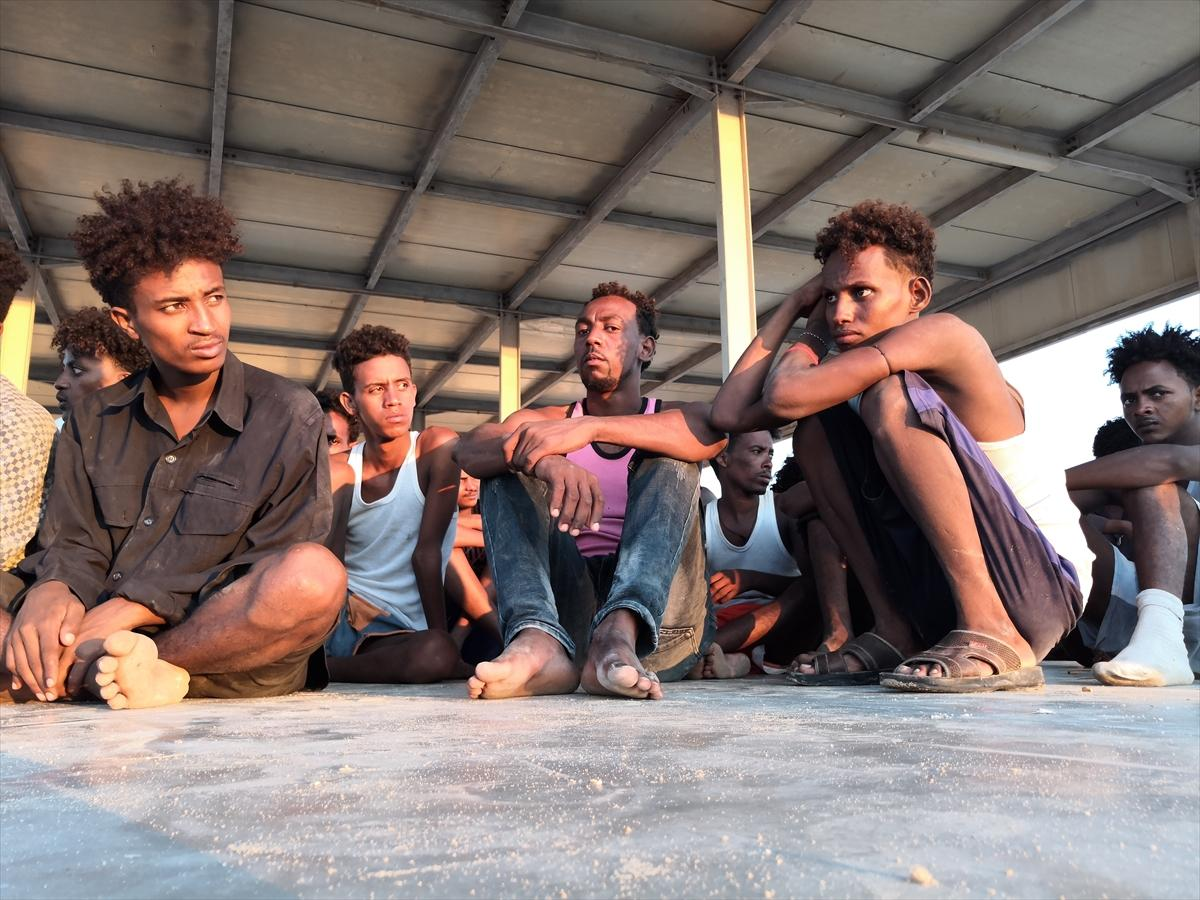 ناجون يبلغون عن غرق نحو 150 مهاجرا قبالة ليبيا
