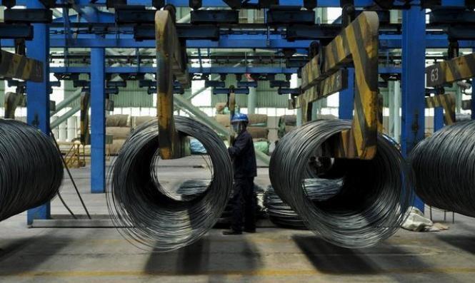 ارتفاع إنتاج الصلب عالميا في النصف الأول من 2019