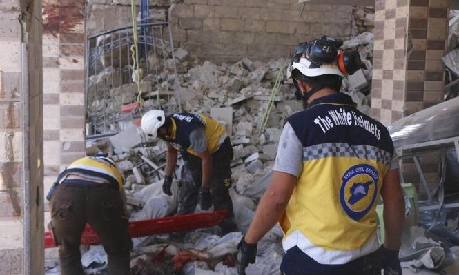 سورية: مقتل 103 خلال أيام باستهداف النظام للمدارس والمستشفيات والأسواق