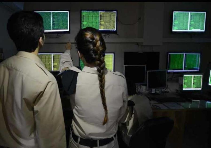 وحدة استخباراتية في الجيش الإسرائيلي (صورة رسمية)