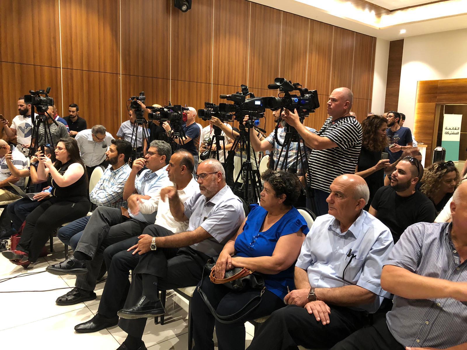 الناصرة: الإعلان عن المشتركة دون التجمع ودون برنامج سياسي