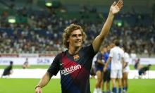 غريزمان: جاهز للعب بأي مركز في برشلونة