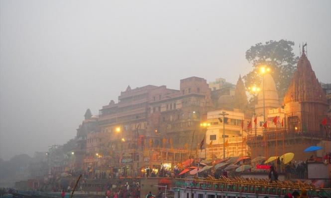 الحج إلى الغانج .. فاراناسي عاصمة الهندوس المقدسة