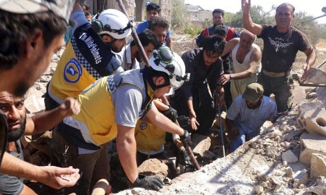 سورية: مقتل 10 مدنيين بينهم 3 أطفال في غارات جوية